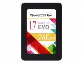 "TeamGroup 240GB 2,5"" SATA3 L7 EVO Series"