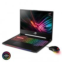 Asus GL504GM-ES325T Black